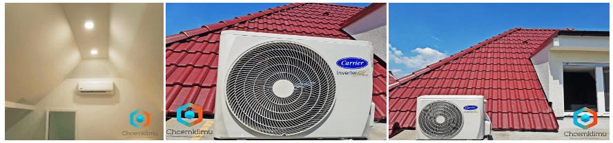 realizacie klimatizácie